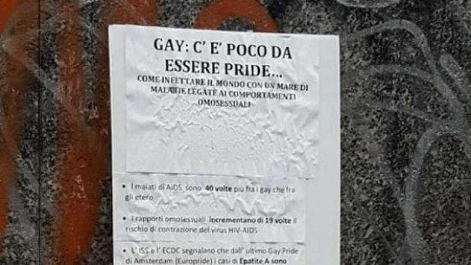 omofobia milano manifesto