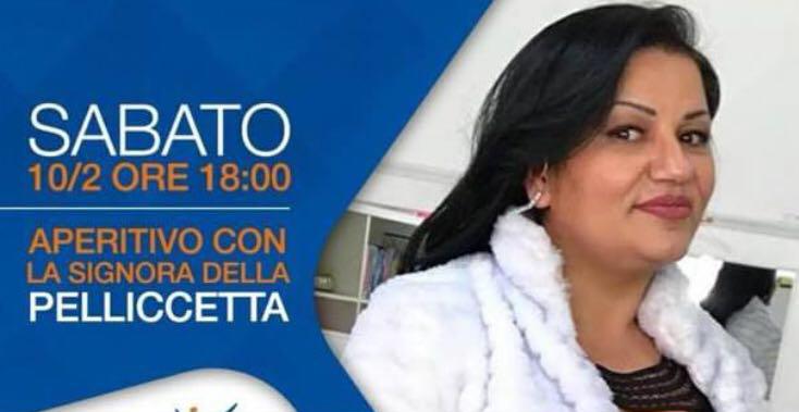 """""""Pellicciotto scambiato"""": Rosanna"""