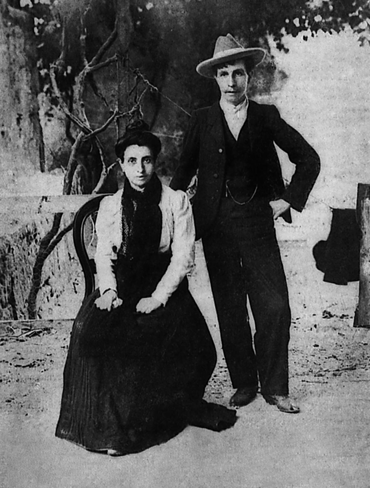 Marcela Gracia Ibeas e Elisa Sánchez Loriga