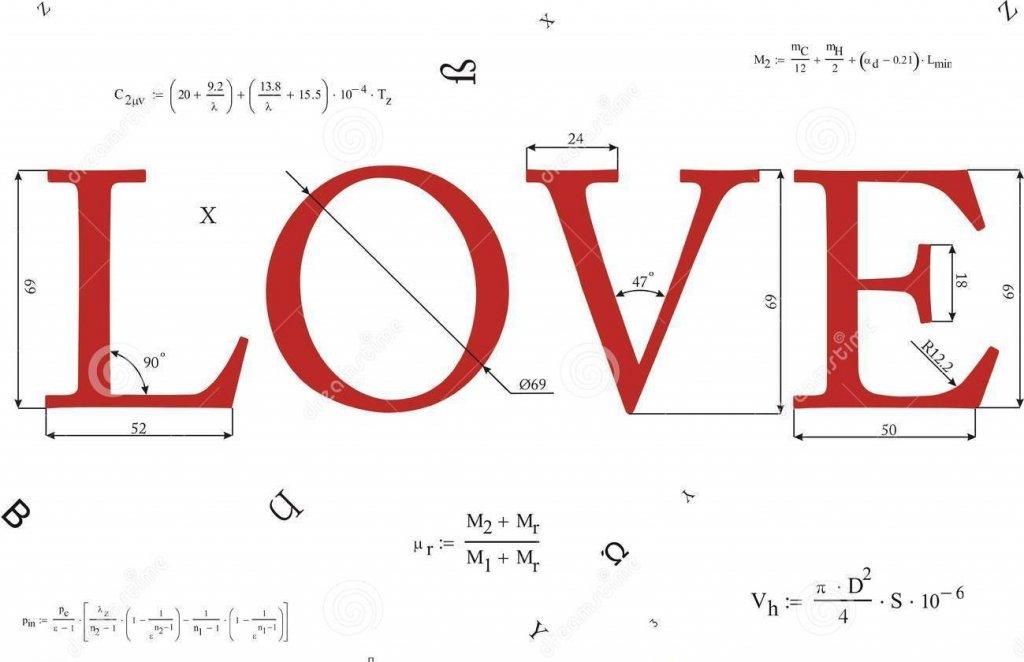 formula amore