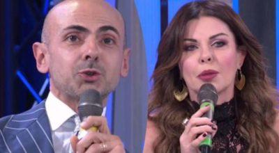 Lite in tv tra Miccio e Parietti: