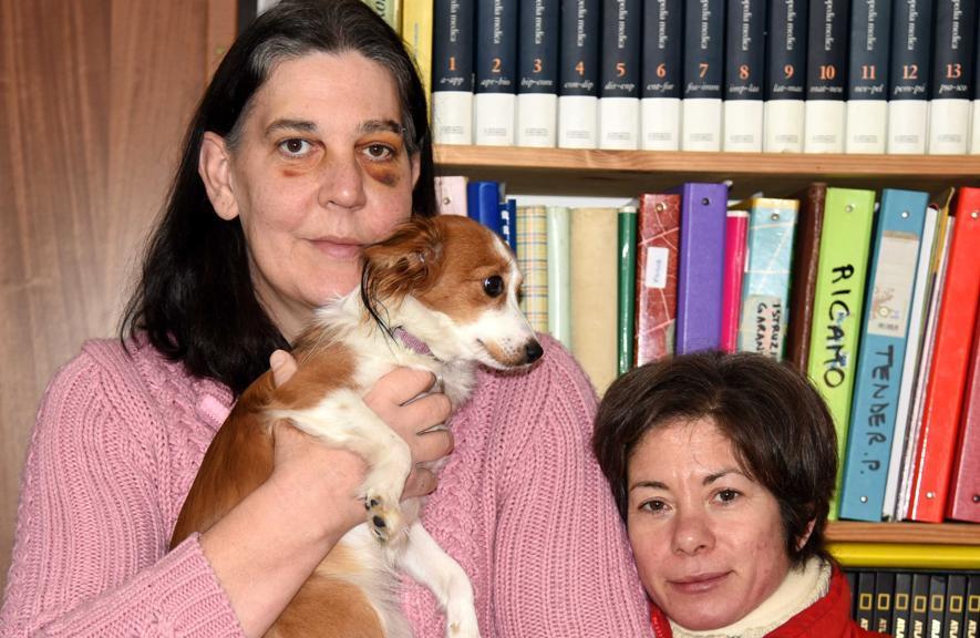 Linda ed Emanuela Pines
