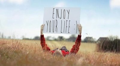 felicità, enjoy