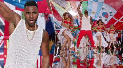 jason derulo, mondiali, colors