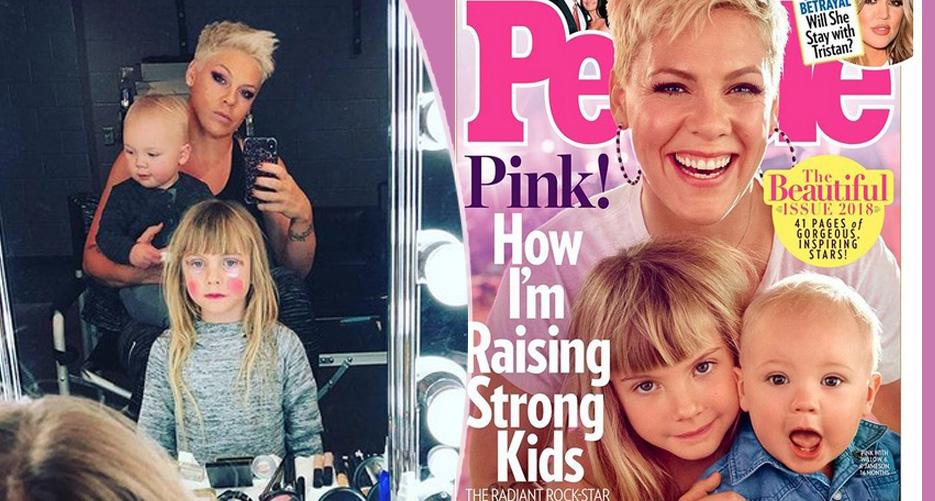 pink, p!nk