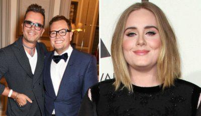 Adele, matrimonio gay