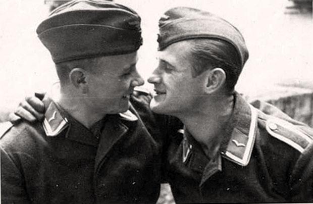 storia dell'omosessualità
