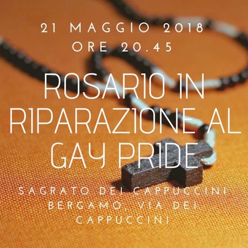 preghiera, omofobia