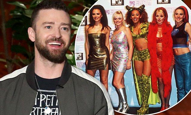"""Justin Timberlake: """"Sono stato con una Spice Girl"""". Chi sarà?"""