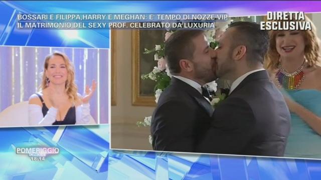 Ruggero Freddi si sposa