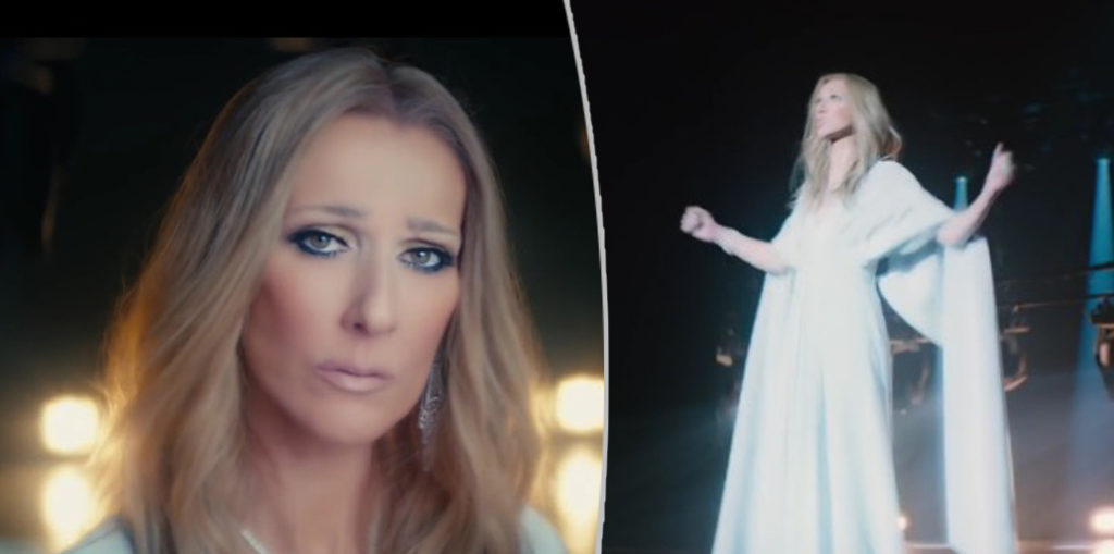 "Céline è tornata con ""Ashes"""