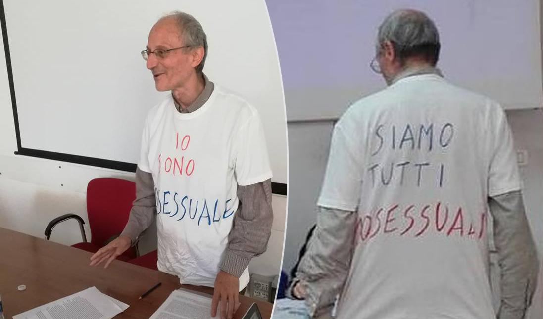 prof siamo tutti omosessuali
