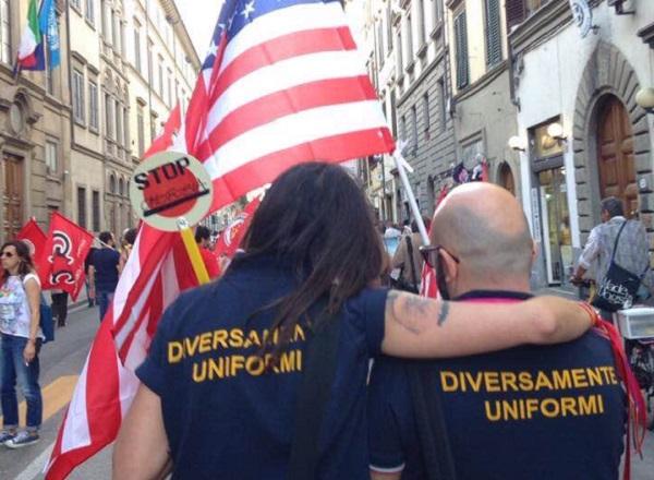 Michela Pascali polizia pride