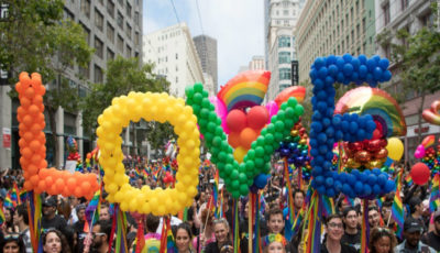 Gay-Pride, love, amore