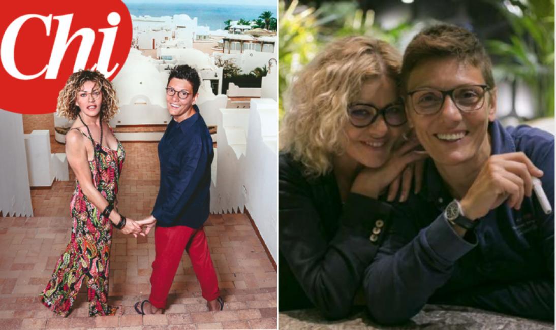 """Eva Grimaldi ed Imma Battaglia: """"Finalmente ci sposiamo!"""""""