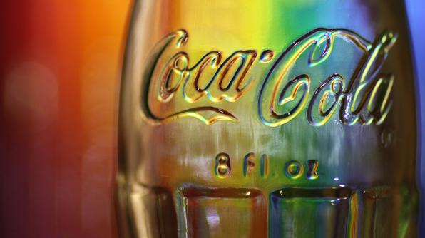 pride coca cola