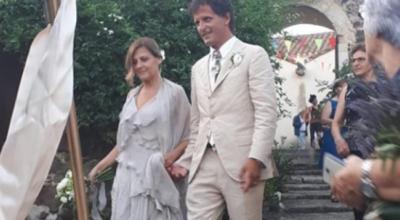 Irene Grandi si è sposata in gran segreto con il compagno Lorenzo Doni