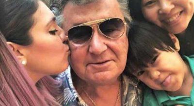 Pace fatta tra Bobby Solo e la figlia Veronica:
