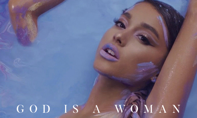 "Ariana Grande, a sorpresa esce il singolo ""God is a woman"""