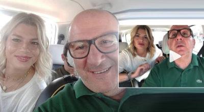 emma marrone taxi