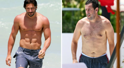 Joe Manganiello, Adam Sandler