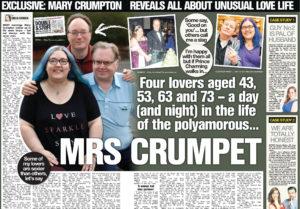Mary Crumpton poliamore