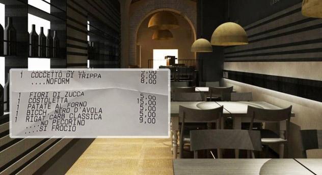 """Roma, ristorante offende coppia gay: """"Percorino no, fro*i si"""""""