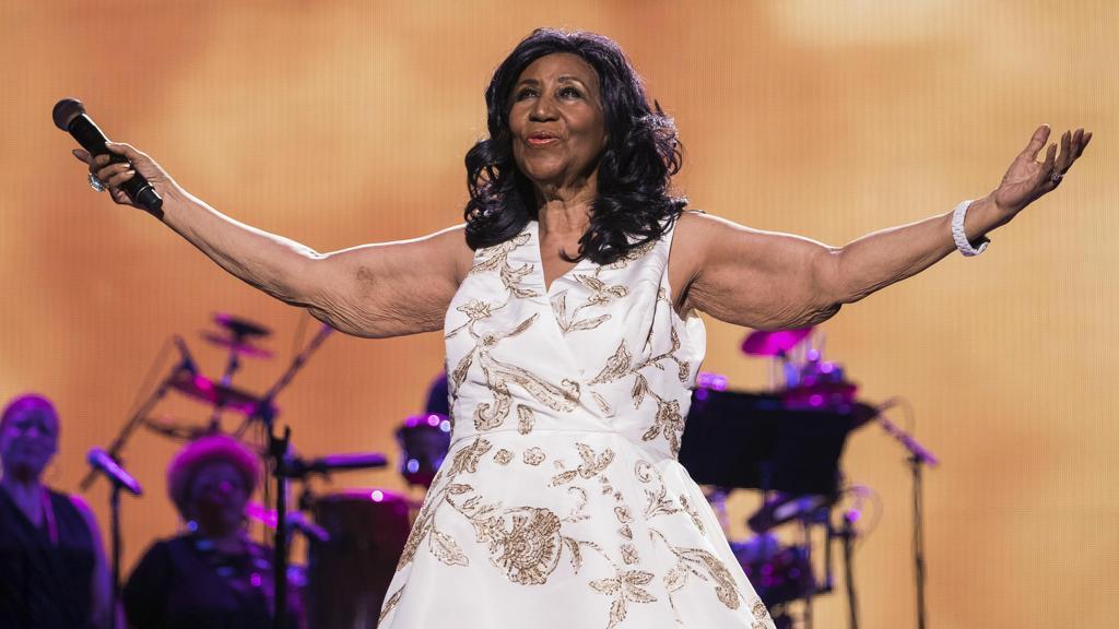 Addio ad Aretha Franklin, si è spenda la regina del Soul