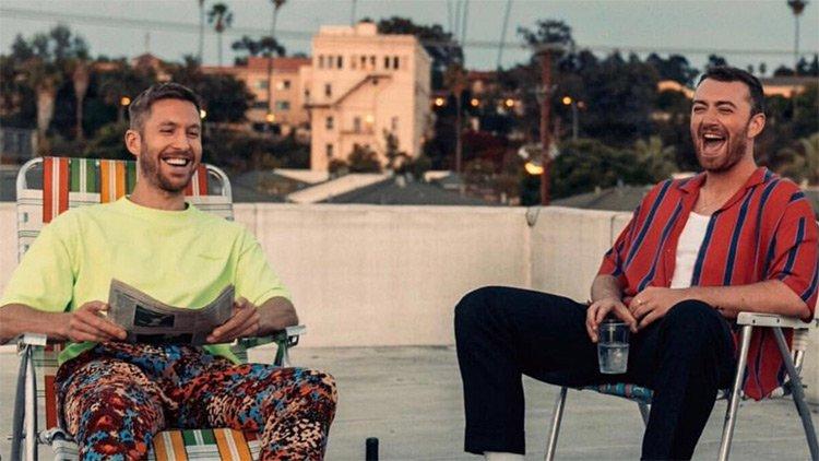 """Sam Smith canta la dance con Calvin Harris: ecco """"Promises"""" (VIDEO)"""