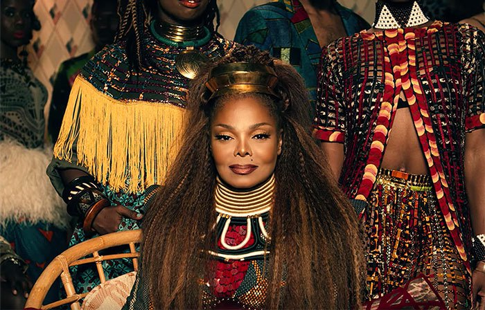 "Janet Jackson è tornata con ""Made for Now"" (VIDEO)"