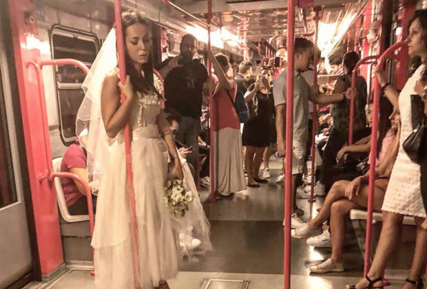 sposa disperata milano