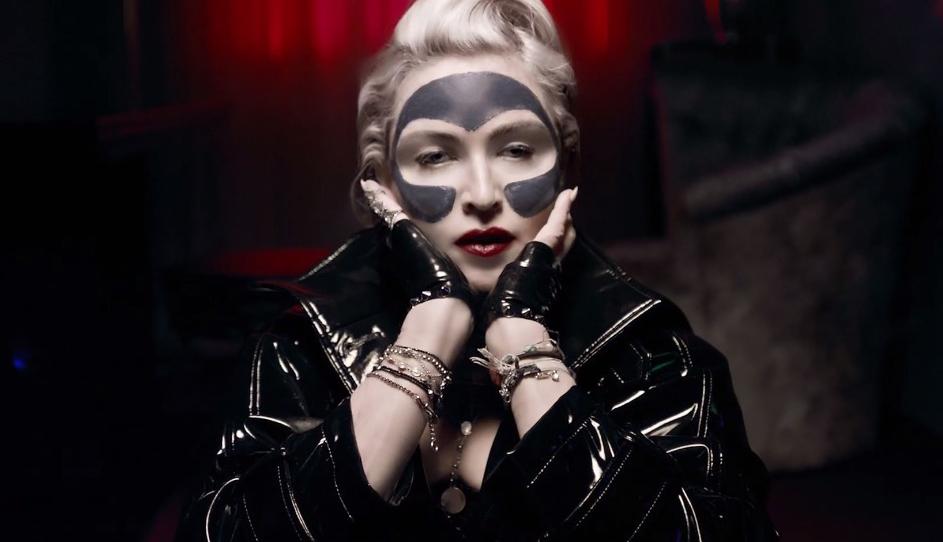 Madonna lancia una linea di cosmetici con acqua e fanghi italiani