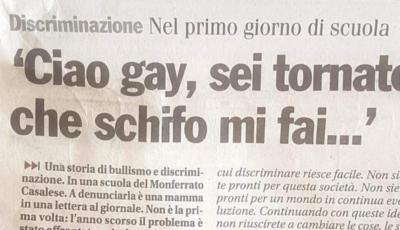 lettera gay