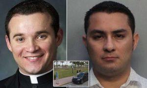 Sacerdoti beccati nudi in auto: arrestati