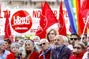 Milano contro razzismo, sessismo e antisemitismo