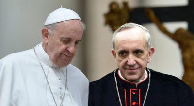 Donald Wuerl, papa francesco