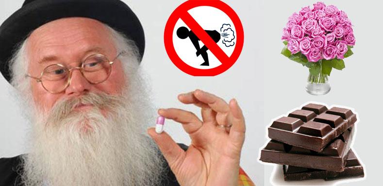 pillola peti rosa cioccolato