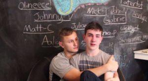 australia, scuole, gay coppia
