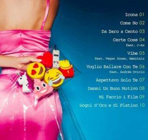 Baby-K-Icona-Tracklist