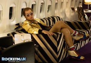 Elton John, guarda qui il primo trailer ufficiale di Rocketman
