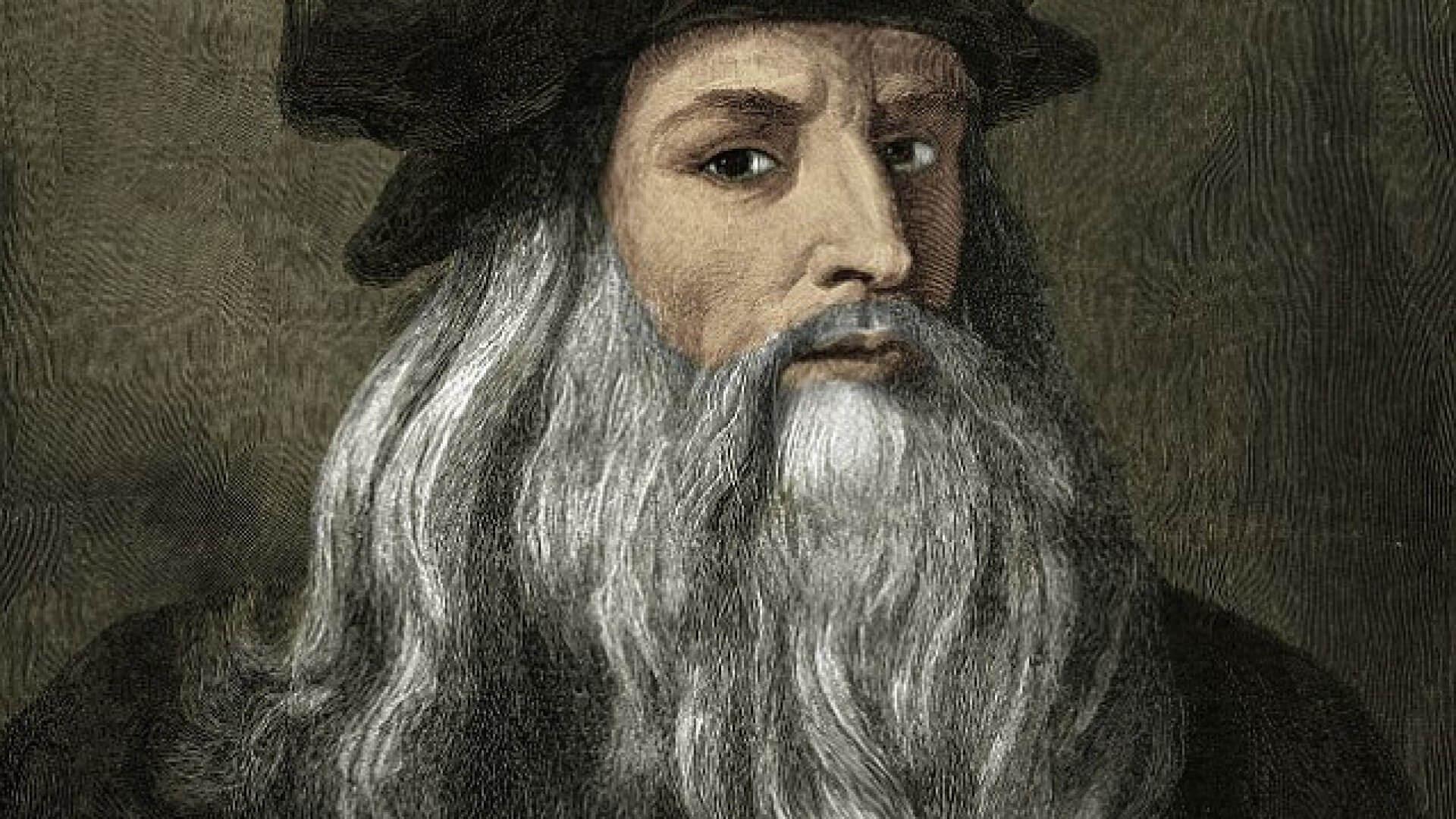 Leonardo Da Vinci gay nella nuova fiction Rai