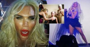 Rodrigo Alves drag queen