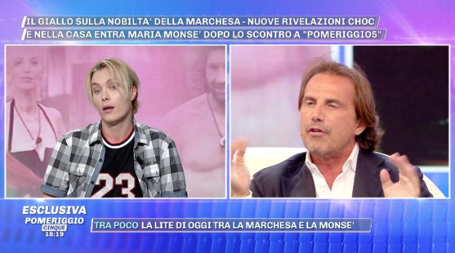 Roger Garth contro Antonio Zequila