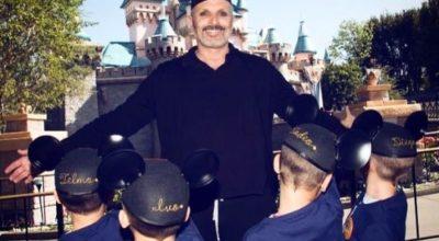 Miguel Bosé si separa e si spartisce la custodia dei 4 figli con l'ex