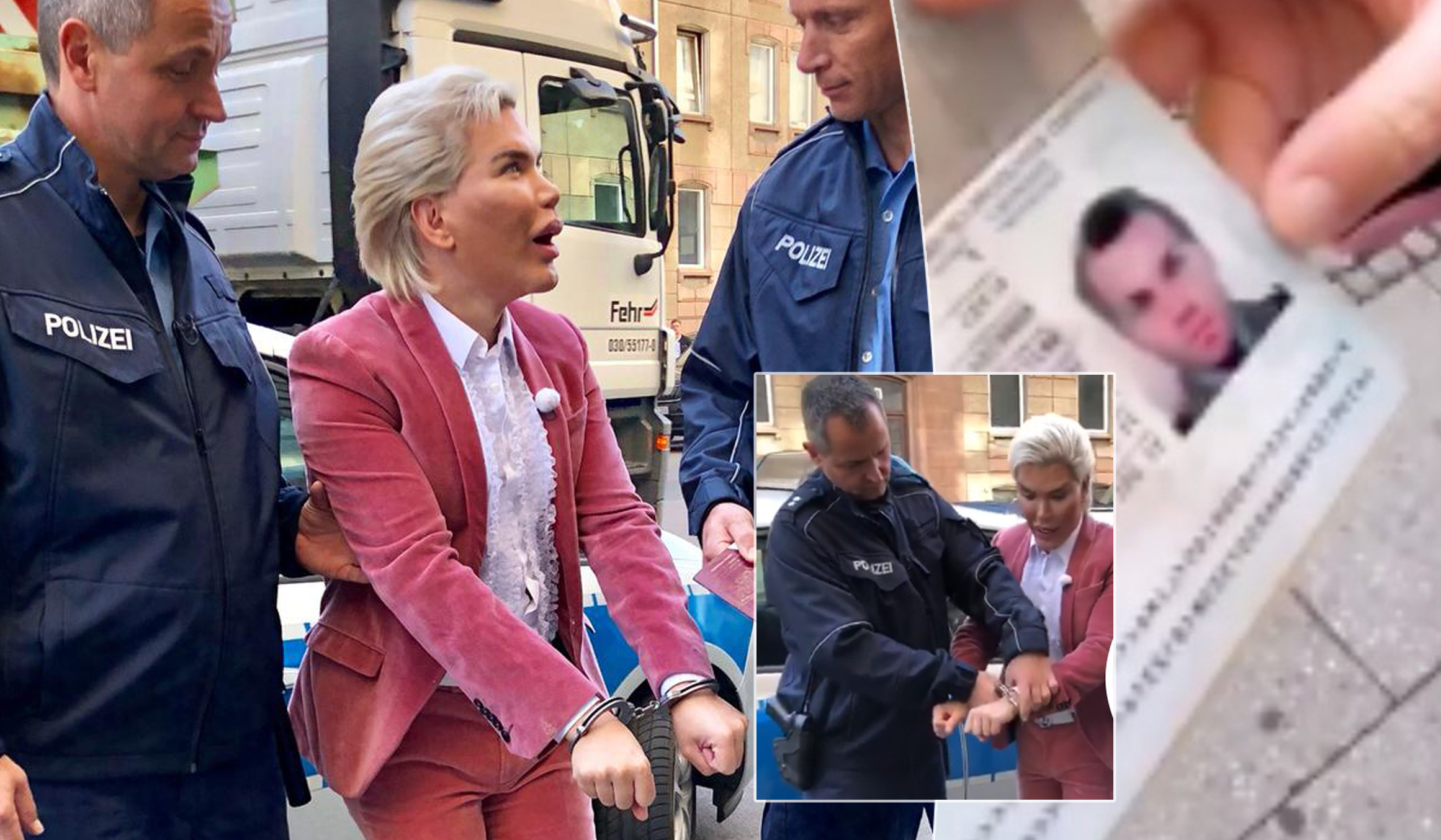 rodrigo alves arrestato berlino