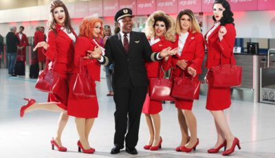 virgin atlantic lgbt
