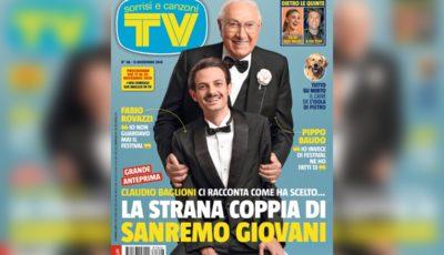 Sanremo giovani: a condurlo ci saranno Pippo Baudo e Fabio Rovazzi
