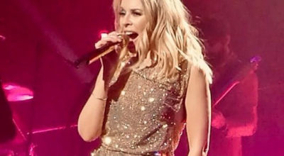 kylie minogue golden tour