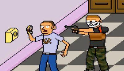 Nel gioco Angry Goy 2 bisogna uccidere gay, ebrei ed altre minoranze per salvare Donald Trump
