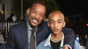 Il figlio di Will Smith fa coming out durante un evento a Los Angeles